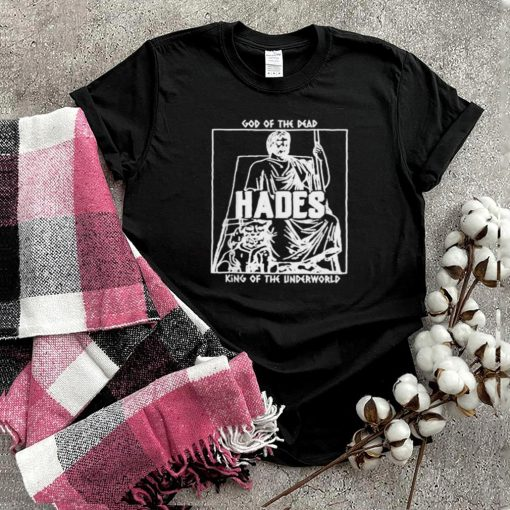 God Of The Dead Hades King Of The Underworld T Shirt