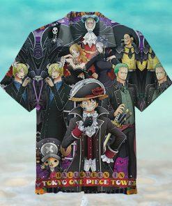 Halloween One Piece Hawaiian Shirts