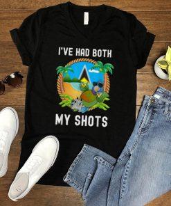 Ive had both my shots Funny Saint Lucian T Shirt