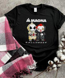 Jack Skellington and Pennywise Magna Halloween shirt
