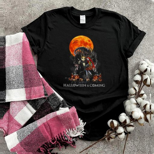 Jack Skellington and Sally GOT halloween is coming shirt