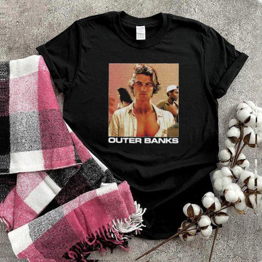 John B Portrait Outer Banks T shirt
