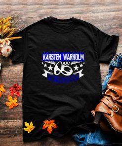 Karsten Warholm for president Tokyo Olympics shirt