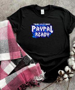 Major Wrestling Figure Podcast PP READY shirt