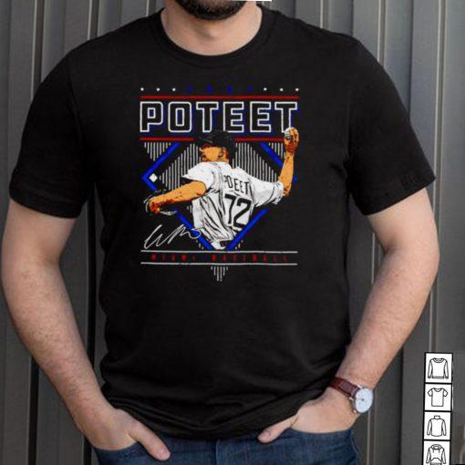 Miami Baseball Cody Poteet signature shirt