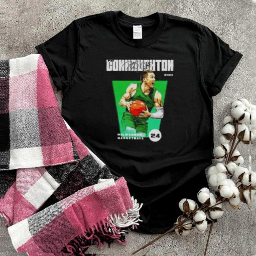 Milwaukee Basketball Pat Connaughton Premiere shirt