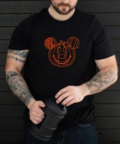 Mouse Pumpkin Monogram shirt