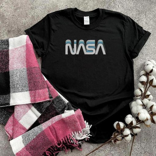 NASA Logo Vintage T Shirt