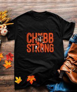 Nick Chubb strong shirt