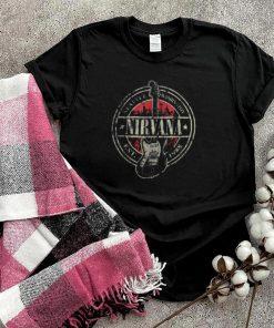 Nirvanas Seattle Washington 1988 Music Legend T Shirt