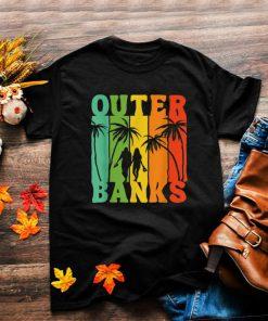 Outer Banks Vintage 80s OBX North Carolina shirt