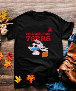 Philadelphia 76ers Space Jam 2 Slam shirt