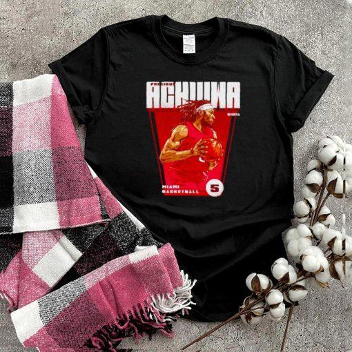 Precious Achiuwa Miami Heat shirt