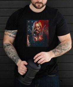 Red Dead Redemption 2 Micah Bell Cowboy shirt