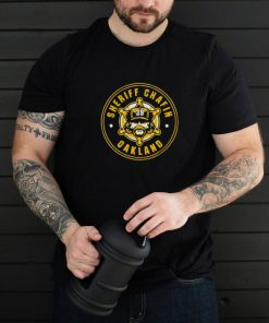 Sheriff Andrew Chafin shirt