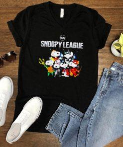 Snoopy Legend Avenger Shirt