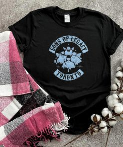 Sons of legacy toronto shirt