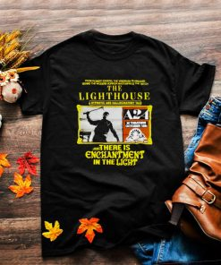 The Lighthouse a hypnotic and hallucinatory tale shirt