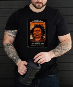 The Wicker Man dont keep the wicker man waiting shirt