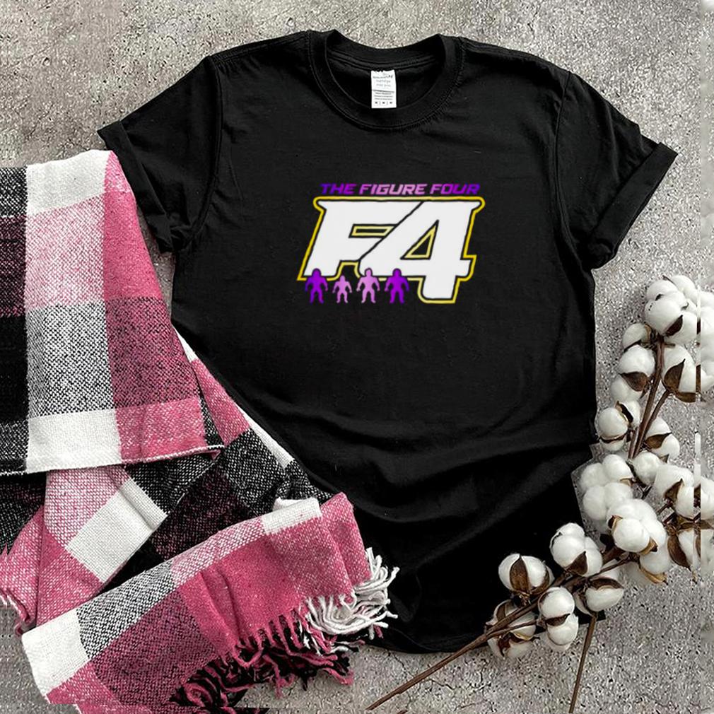 The figure four shirt