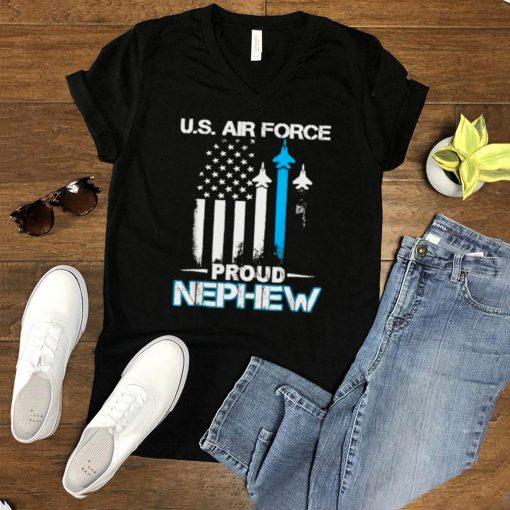 Us Air Force Proud Nephew Pride T Shirt