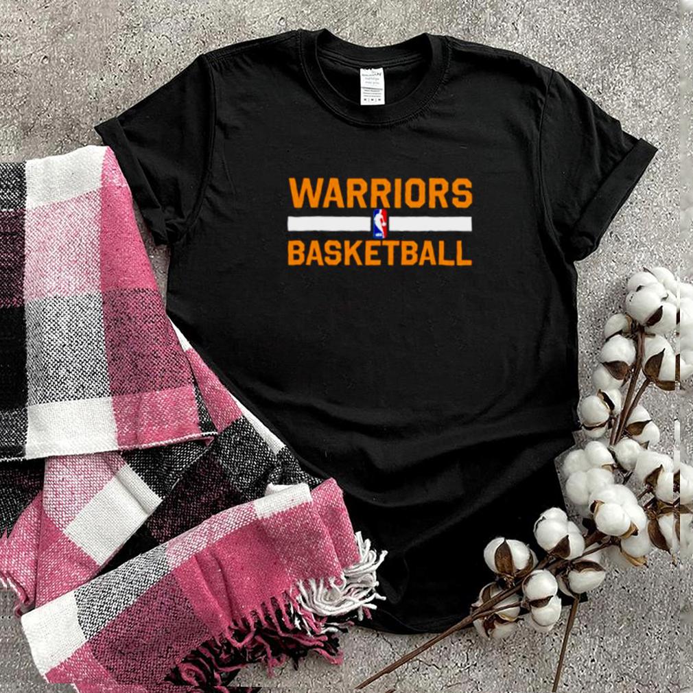 Warriors basketball NBA shirt