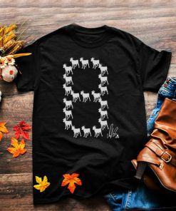 Washington Hockey Alex Ovechkin Goat 8 shirt