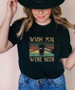 Wish you were Beer Pink Floyd vintage shirt