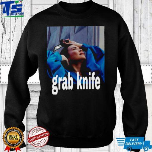Mitski Mystery Grab Knife T shirt