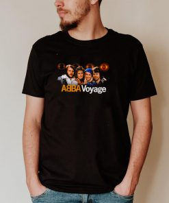 ABBA 2021 Voyage Music T Shirt