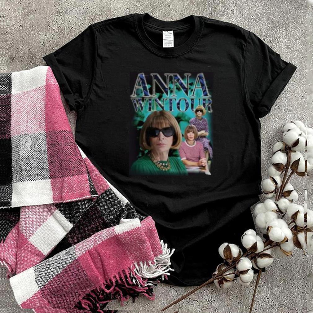 Anna Wintour Vintage Shirt
