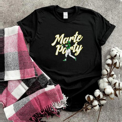 Athletics Starling Marte Party Shirt