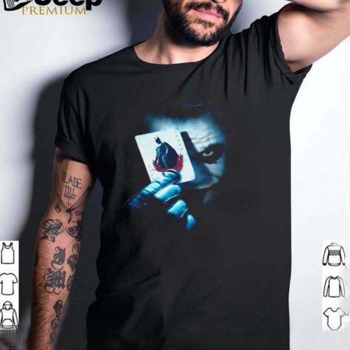 Batman Dark Knight Joker Kids Halloween T shirt