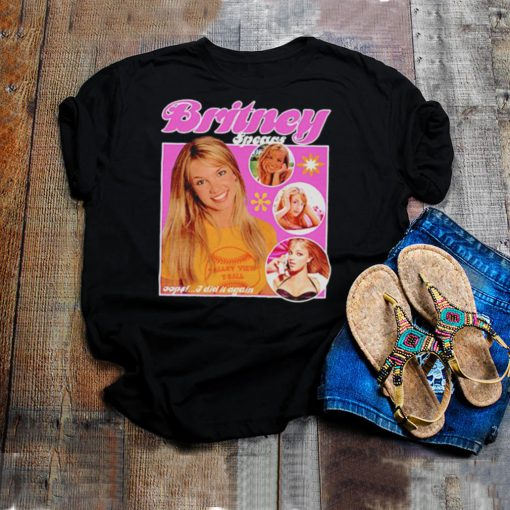 Britney Spears 90s vintage shirt