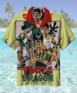Bruce Lee Hawaiian Shirt