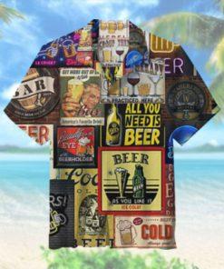 Cheers to Beer Universal Hawaiian Shirt