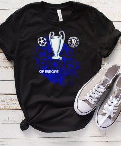 Chelsea UEFA UCL 2021 Champions shirt