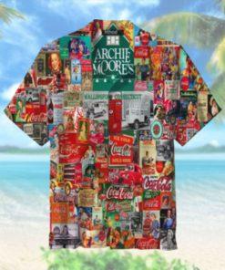 Classic Coca Cola Hawaiian Shirt