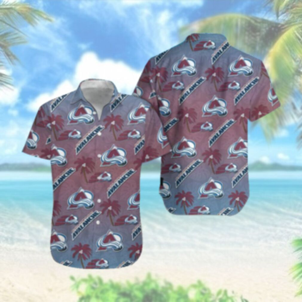 Colorado Avalanche Limited Edition Button Down Shirt