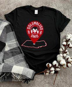 Columbliss Ohio shirt