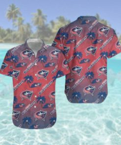 Columbus Blue Jackets Limited Edition Button Down Shirt