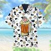 Cow and Beer Hawaiian Shirt