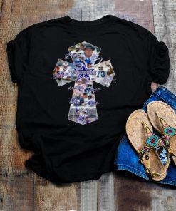 Cowboys signatures shirt