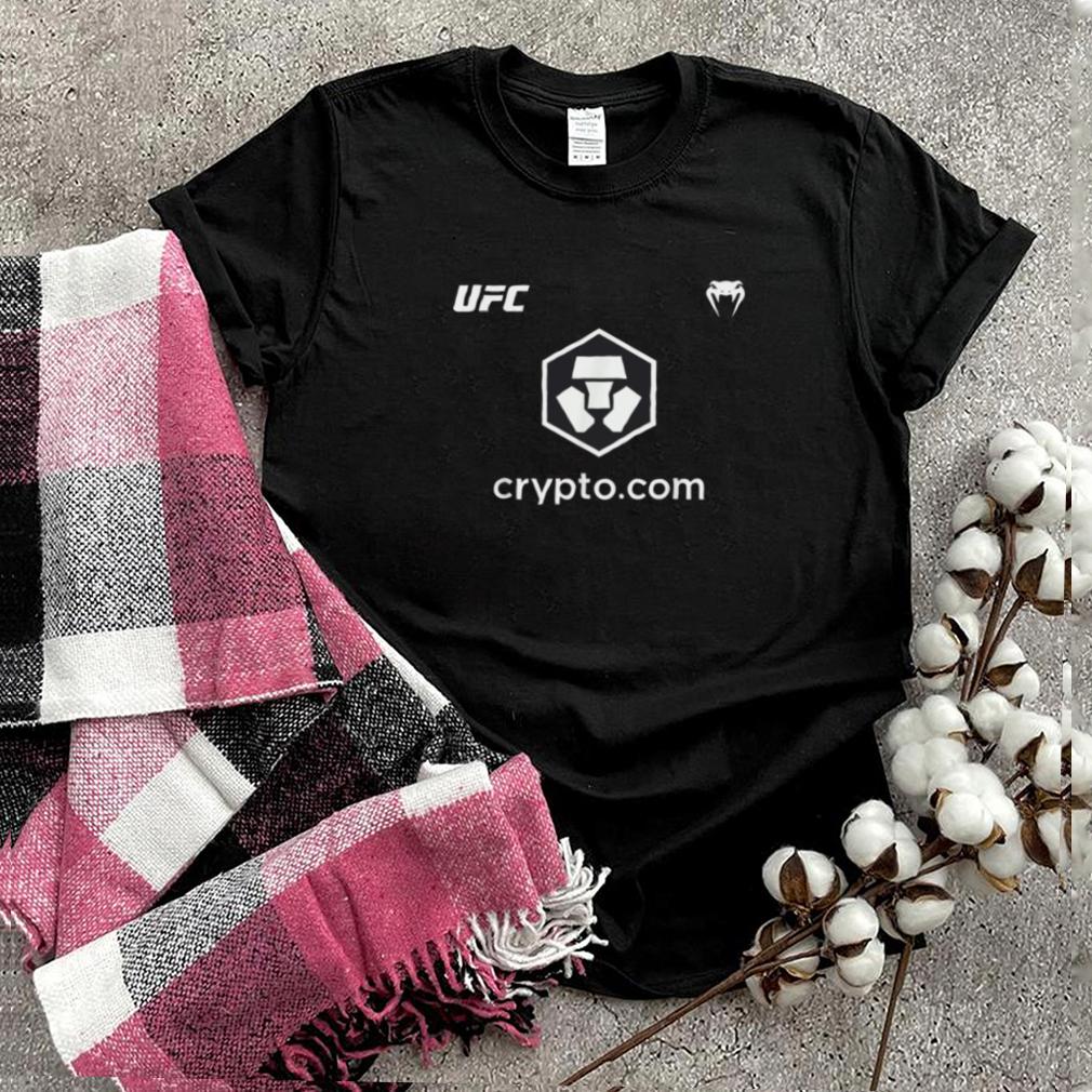 CryptoDustinPoirier shirt