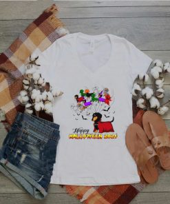 Dachshund Happy Halloween 2021 T shirt