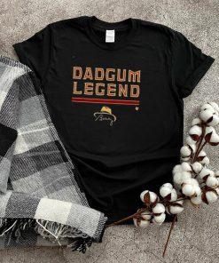 Dadgum Legend Bobby Bowden Dadgummit Shirt
