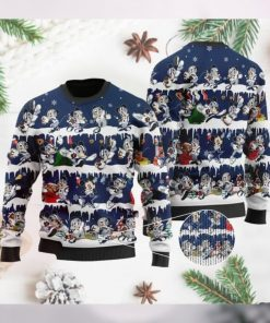 Dallas Cowboys Mickey NFL American Football Ugly Christmas Sweater Sweatshirt Party
