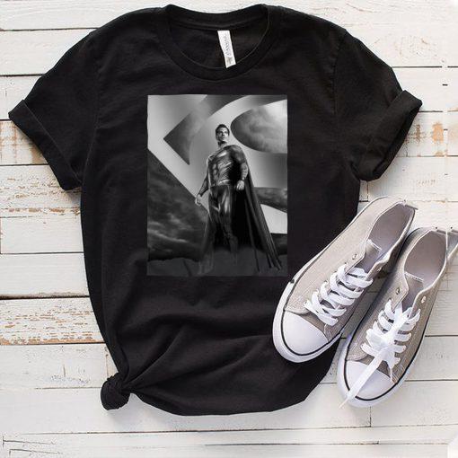 Dc Comics Justice League Snyder Cut Superman T shirt