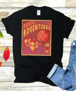 Doggos Adventures shirt