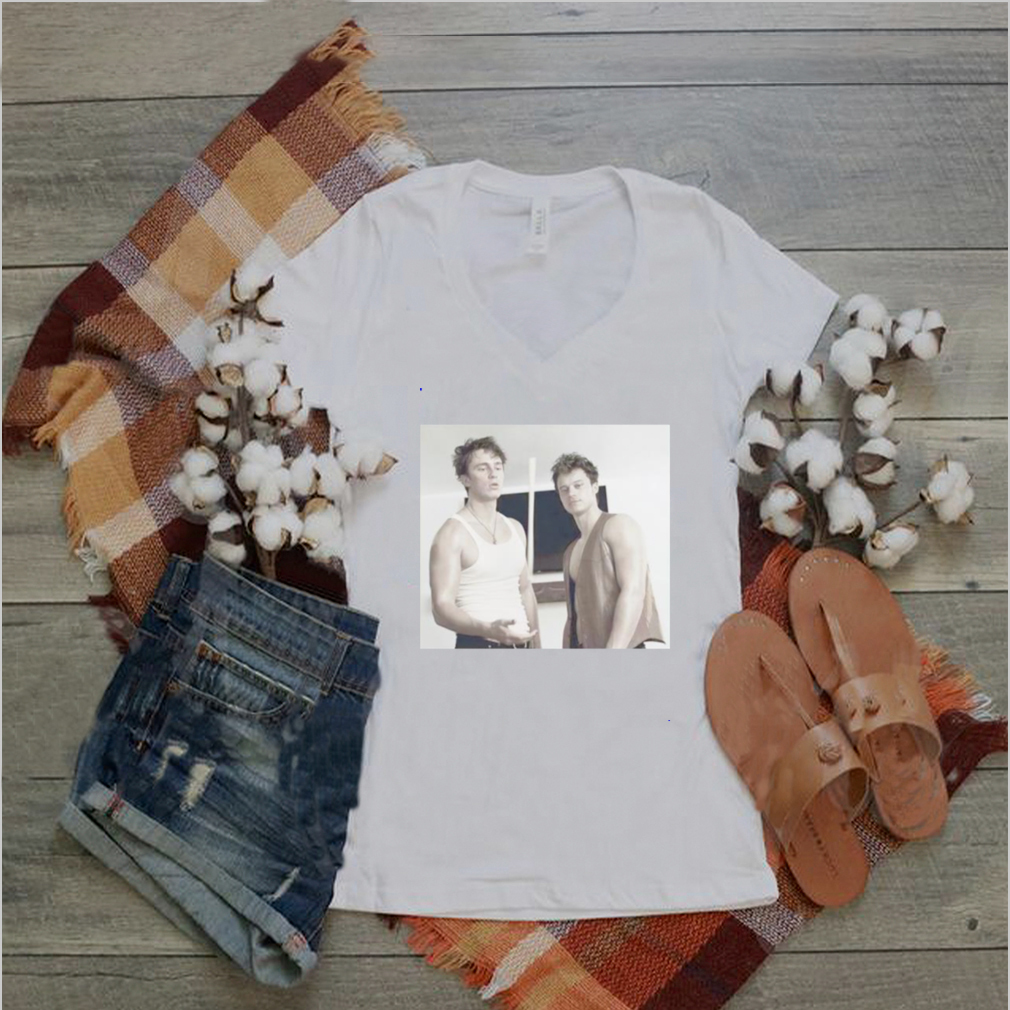 Drew Starkey and Rudy Pankow JJ outer banks vintage shirt